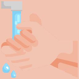 06 Wash hands