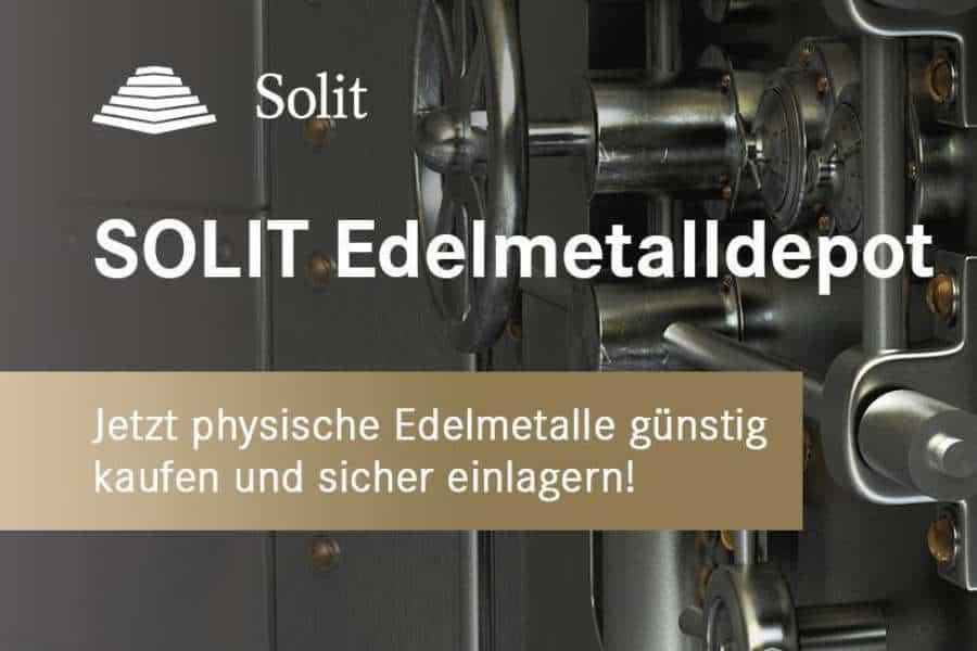 SOLIT Edelmetalldepot Erfahrungen